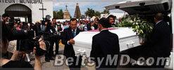 В Мексике похоронили «самую уродливую женщину»