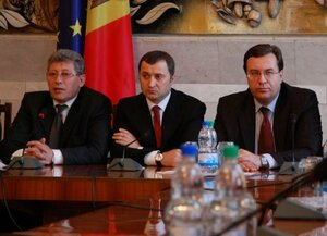 В Молдове событий 13 февраля ждала большая часть населения