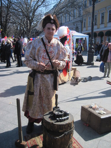 Юморина, Одесса, 2013