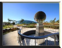 ОАЭ. Дубаи. Raffles Dubai. Raffles Botanical Garden