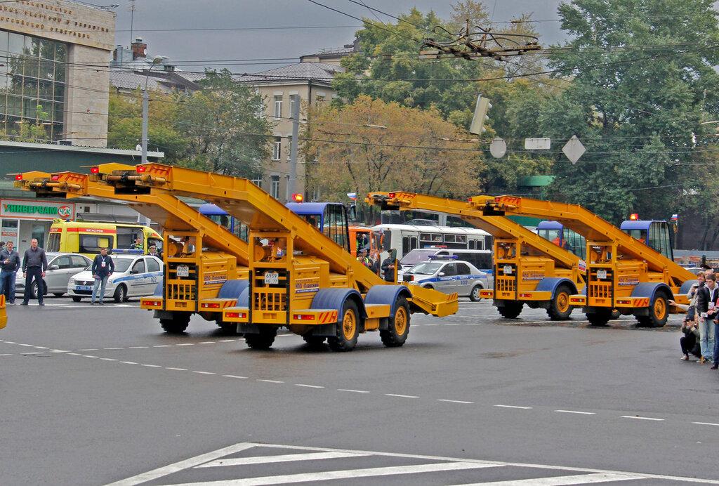картинки городской техники