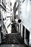Улочка Цюриха