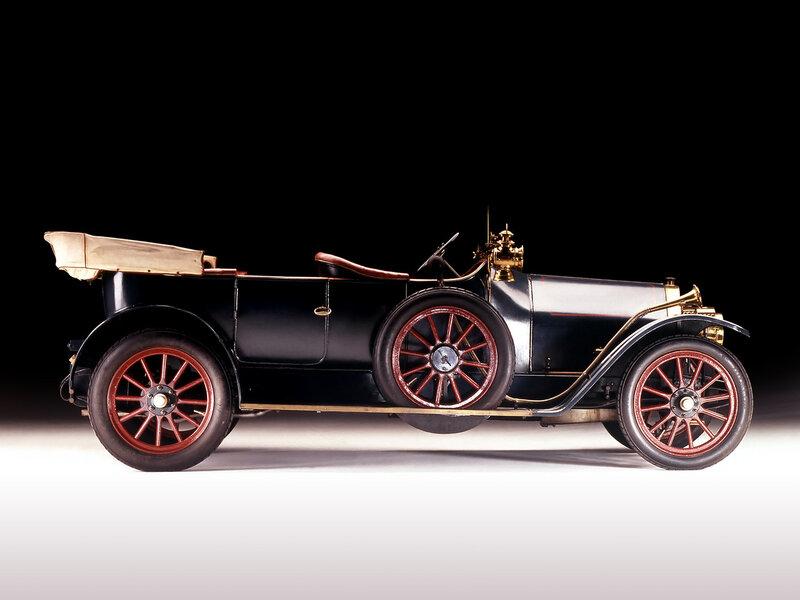 A.L.F.A.-24-HP-Torpedo-by-Castagna-1910 - 1914