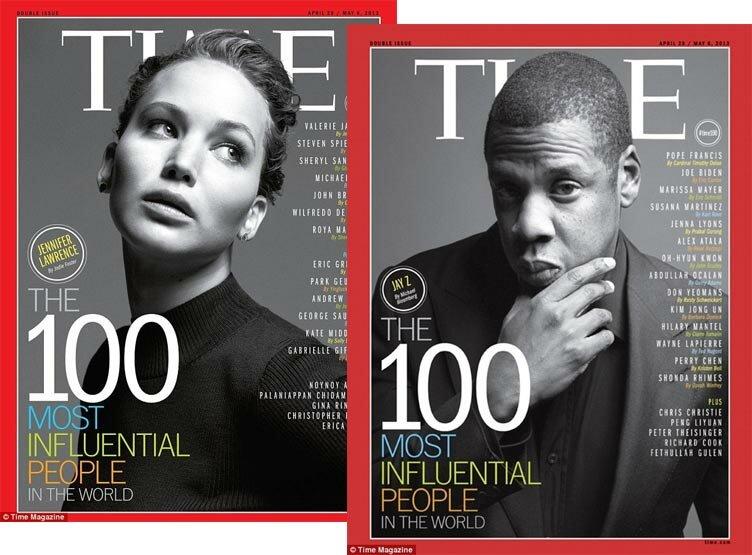 Журнал Time составил своей ежегодный рейтинг 100 наиболее влиятельных людей мира