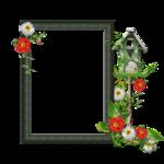 Скрап набор цветочный,весенний с 3D