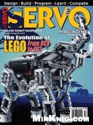 Журнал Servo Magazine №10 2013
