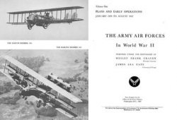 Книга The Army Air Forces in World War II Volume One