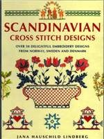 Книга Scandinavian Cross Stitch Designs