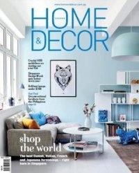 Журнал Home & Decor - May 2015