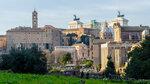 Италия. Рим. Форум