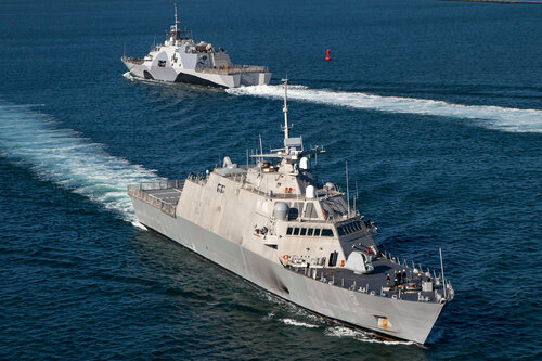 LCS1 & LCS3
