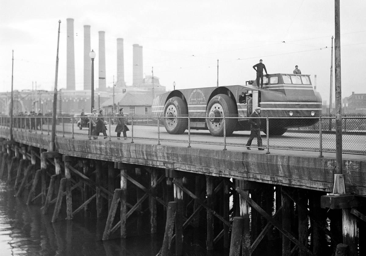Снежный крейсер: История одного неудачного американского проекта по исследованию Арктики (1939 год) (8)