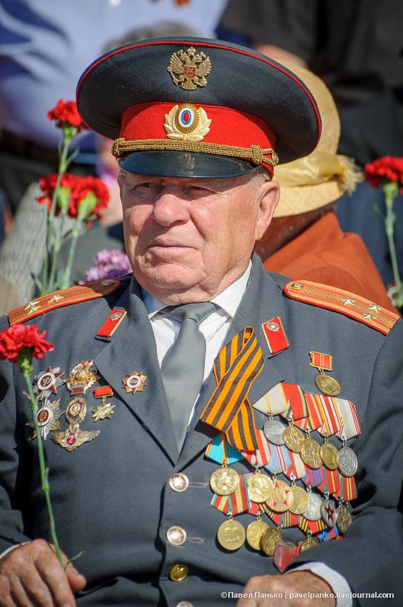 ветеран 9мая парад панько pavelpanko.livejournal.com