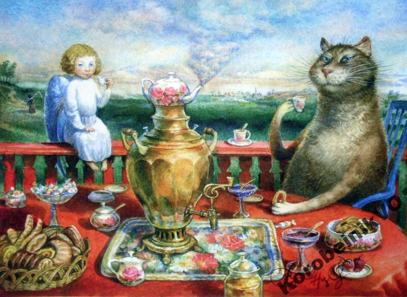 """Картинки по запросу """"День кота grimnir74"""""""