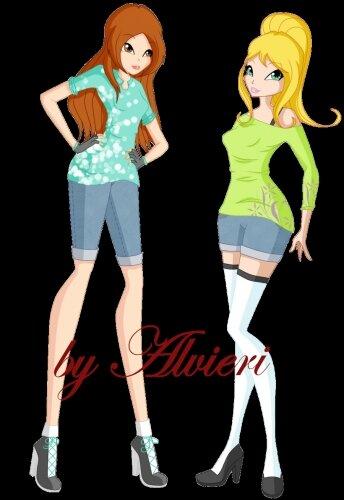 """Магазин аватарок Винкс и нетолько """"The Magic"""" 6 выпуск!"""