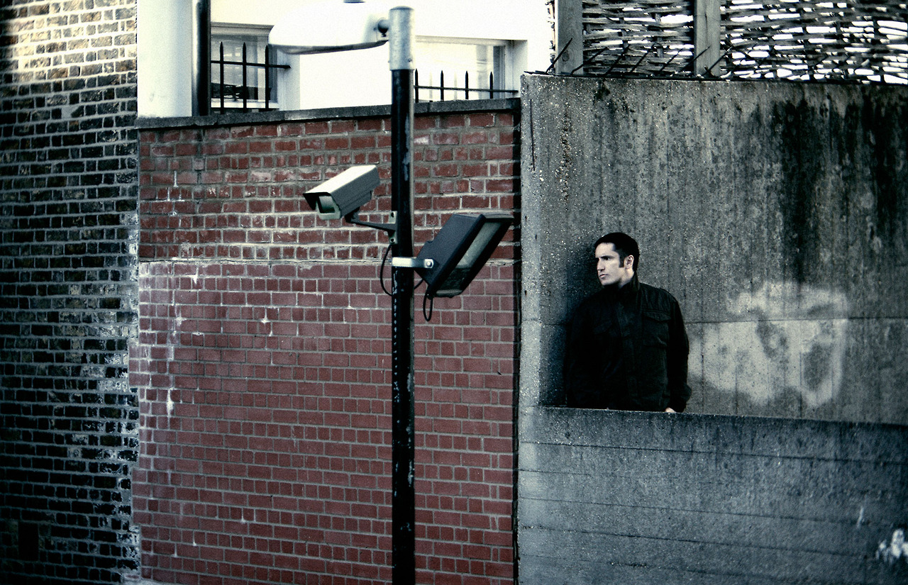 Trent Reznor – Promo Photos by Rob Sheridan for Nine Inch Nails ...