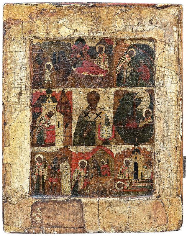 Николай Мирликийский