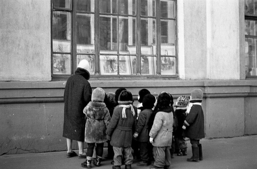 Смотрите дети, это картины