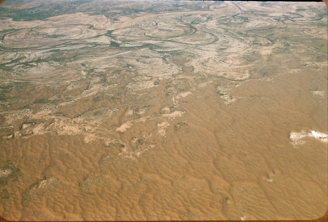 11. Центрально-Азиатская пустыня.