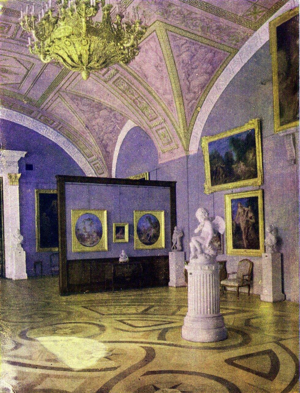 Зал французского искусства XVIII в.