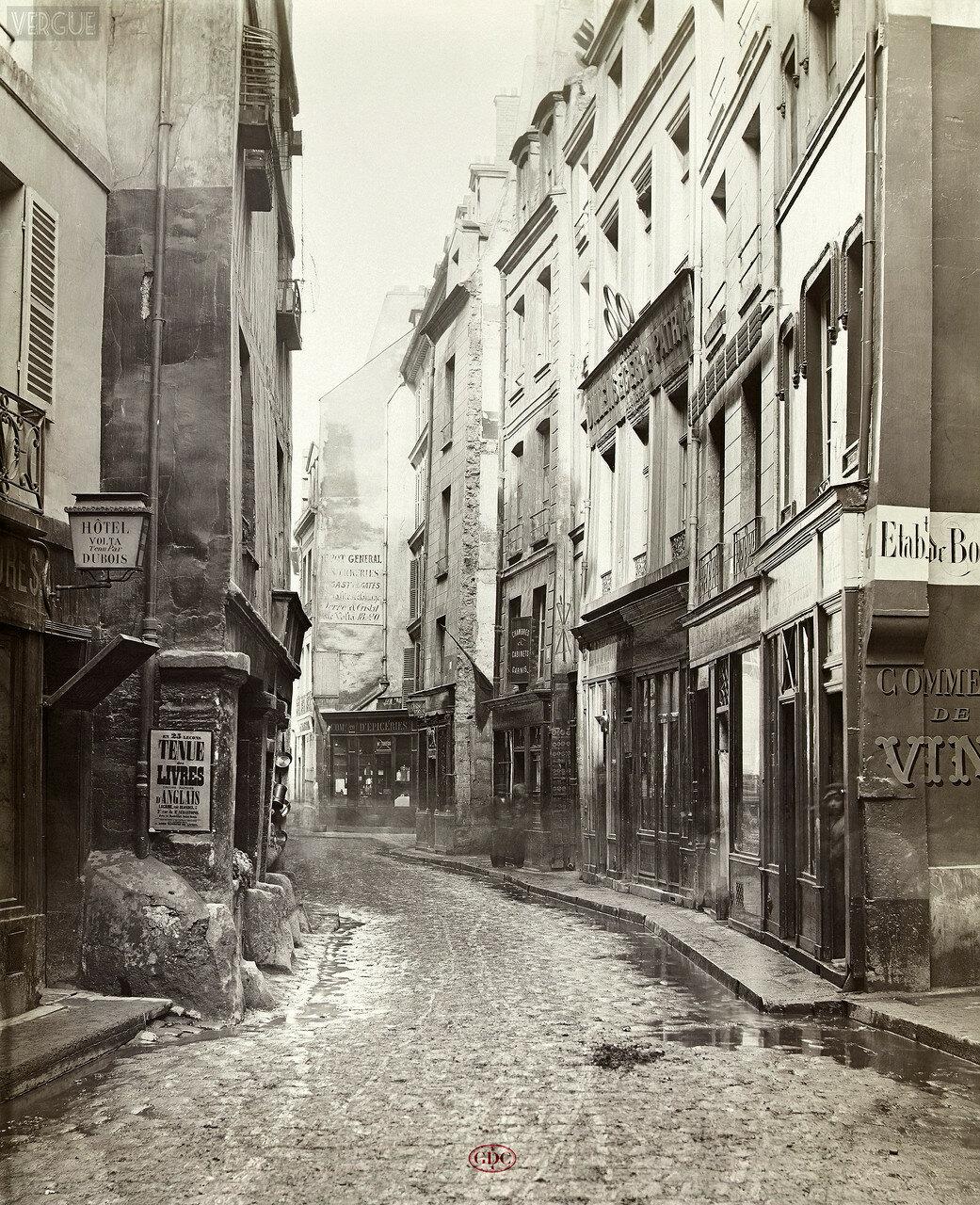 Рю Вольта, 1866