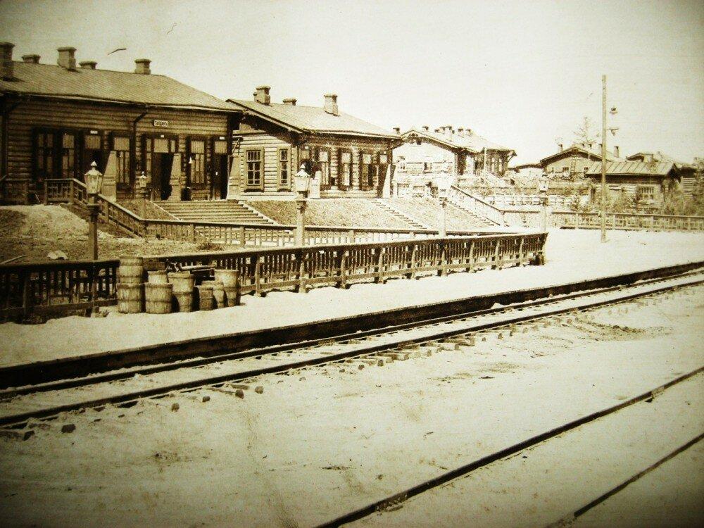 18. Станция Талдан