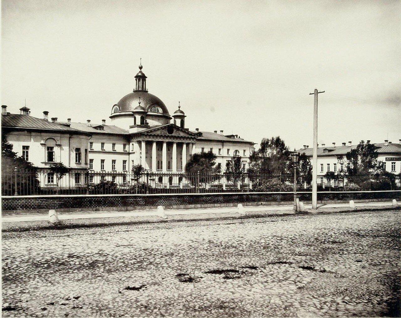 340. Голицынская больница