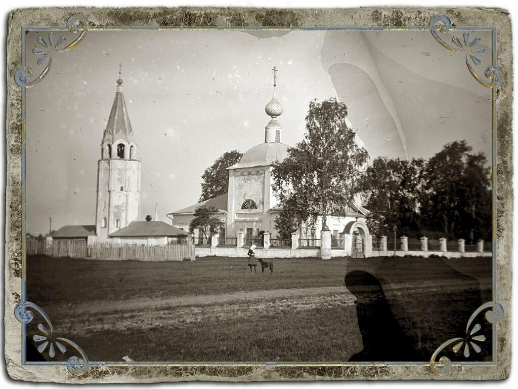 Никольско-Благовещенская церковь