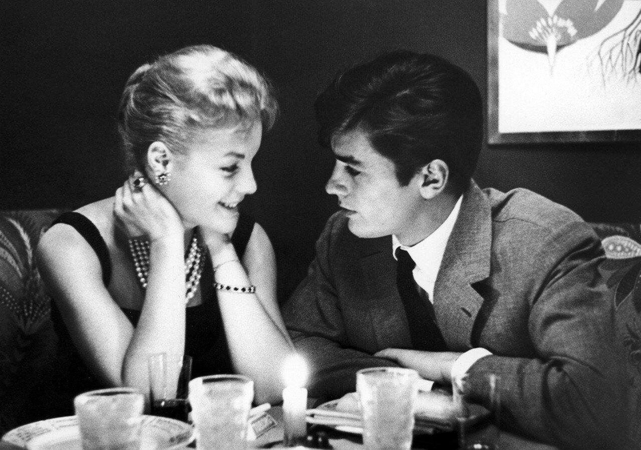 1958. С Роми