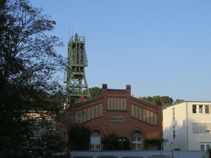 Здание шахты Asse 2 в Германии, в которой сейчас хранятся радиоактивные отходы (фото: Александр Колотов)