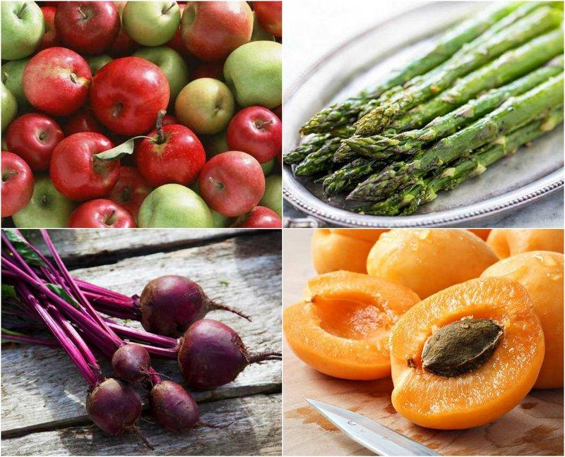 Продукты, которые почти не содержат калорий