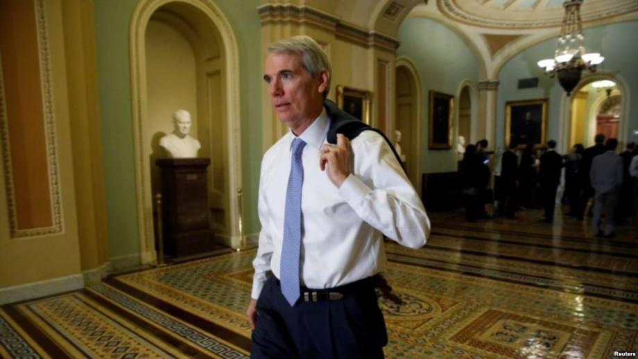 Сенатора из Огайо Портман и Браун опубликовали резолюцию в поддержку Украины