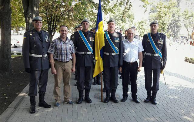 Украинские воины в Кишиневе готовятся к параду по случаю 25-й годовщины независимости Республики Молдова, - Минобороны. ФОТОрепортаж