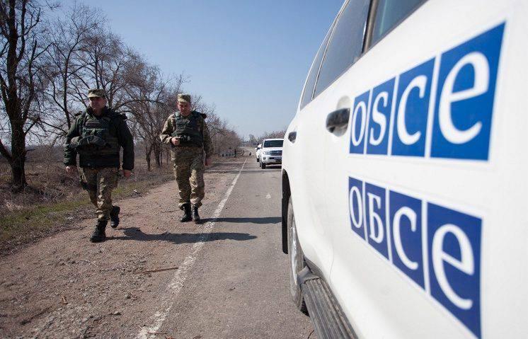 ОБСЕ зафиксировала 250 взрывов на Донбассе 18 мая