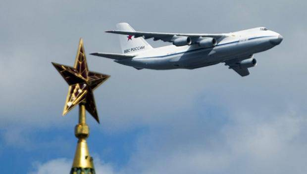 Киев поставил России жесткий ультиматум и пригрозил запретить полеты украинских Анов