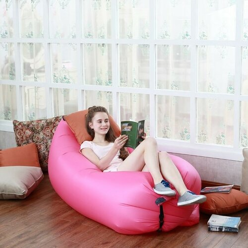 Надувной лежак - ламзак