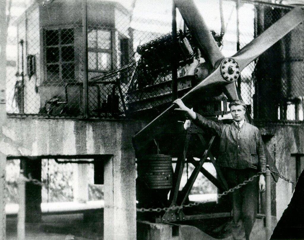 История промышленности в фотографиях: ПАО Уфимское моторостроительное производственное объединение