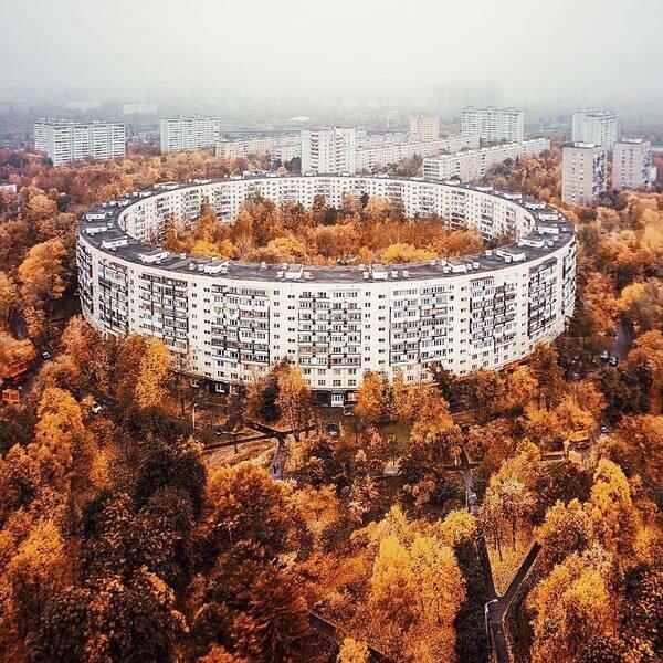 Осенний Колизей