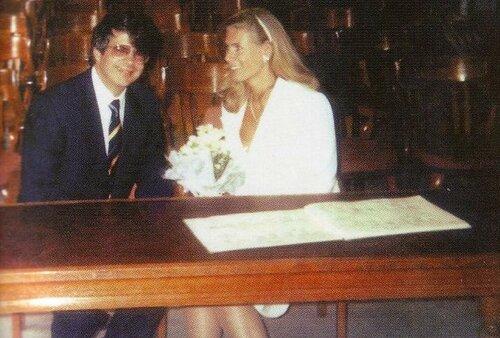Свадьба Принца Александра и Леа. 1991 г.