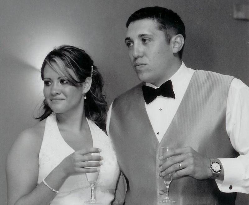 Моему мужу, папе аутиста, на нашу годовщину