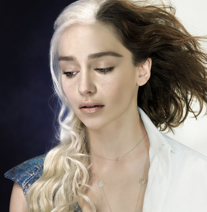 Дайенерис Таргариен - Эмилия Кларк (Emilia Clarke)