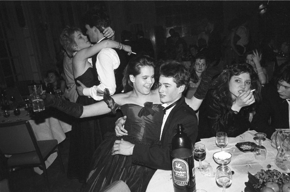 Шарлотта Стокдейл, примерно 1985 год.