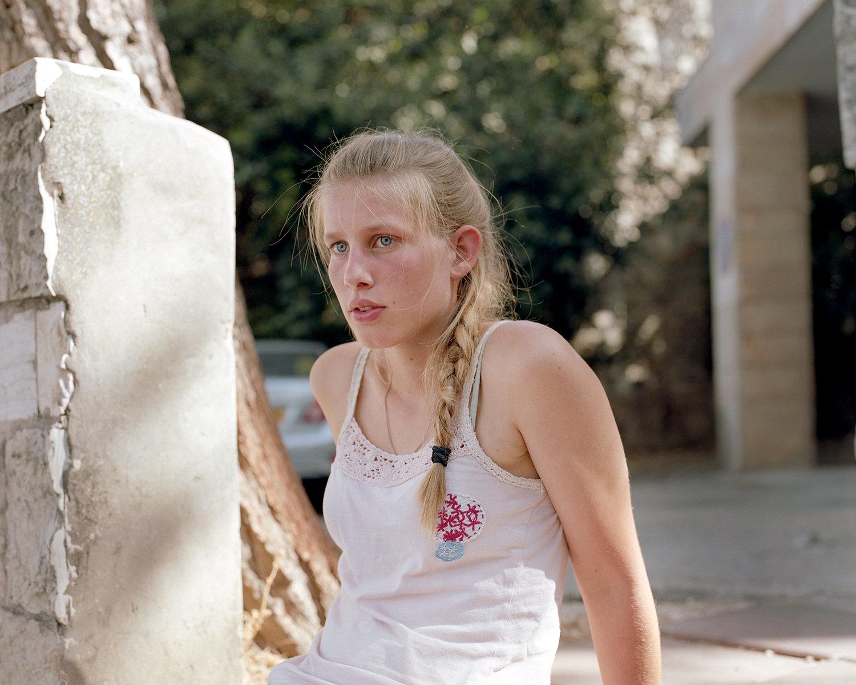 Как меняется внешность: шесть израильских девушек через 5 лет (12 фото)
