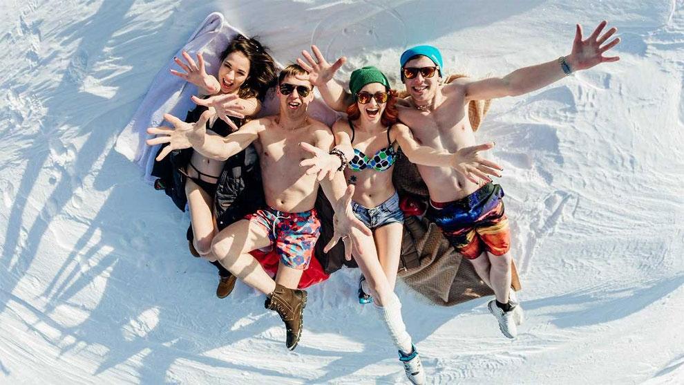 «Я — сибиряк»: белоснежные пляжи Сибири в фотопроекте Алексея Ловцова
