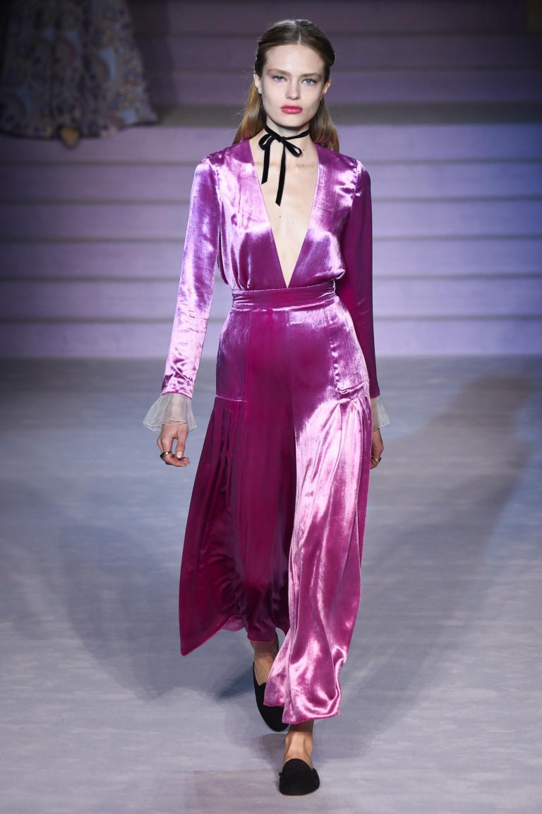 Неделя моды в Лондоне: Temperley London