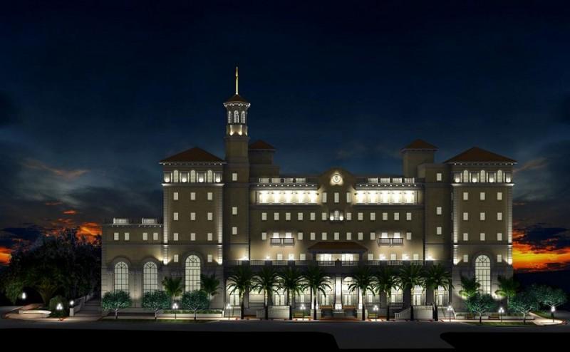 4. Здание Сверхсилы во Флориде Это сооружение определенно достойно входить в десятку колоссальных пр
