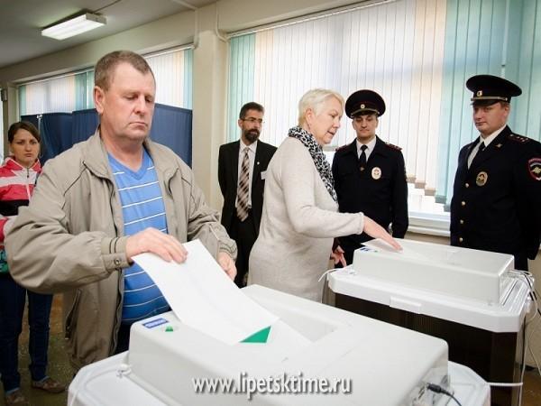 Избирком определил порядок партий вбюллетенях навыборах думу области