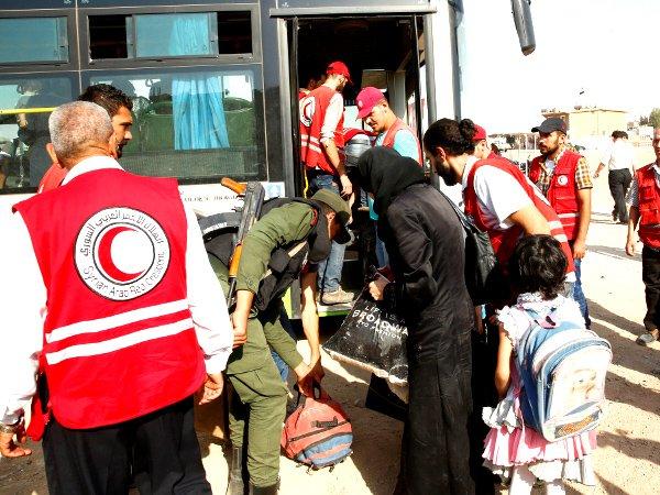 Армия Сирии иповстанцы договорились опрекращении огня впригороде Дамаска