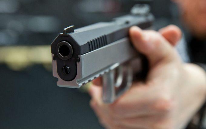 НаПетровке вКиеве расстреляли мужчину