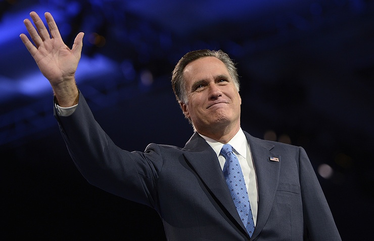 Митт Ромни вполне может стать госсекретарем США